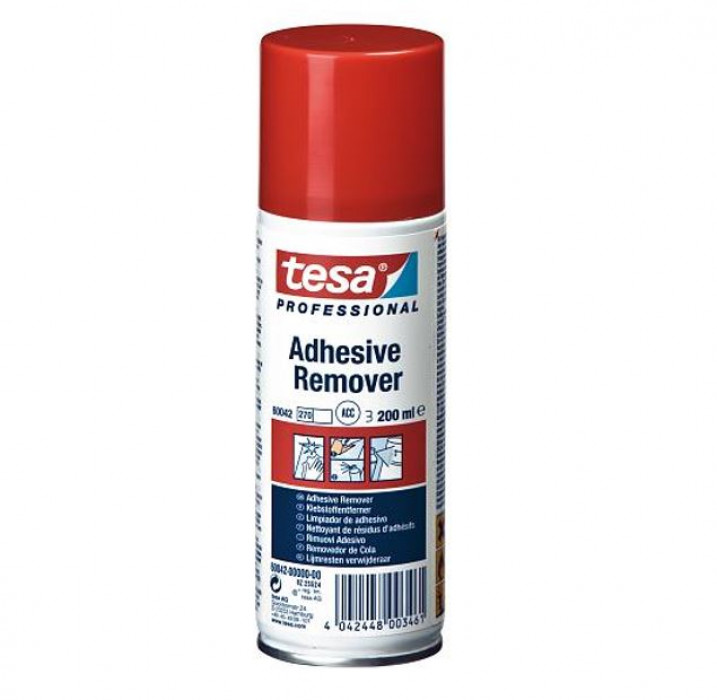tesa 60042 ADHESIVE REMOVER Spray, 200ml