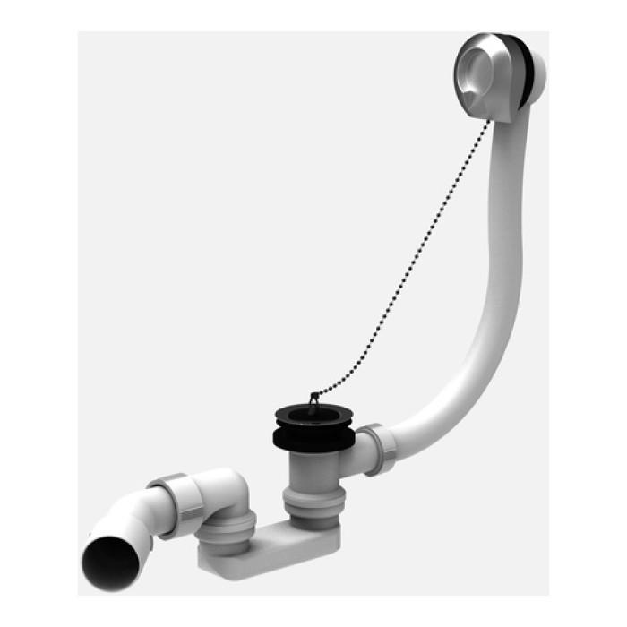 Sifons Sanit vannai 35038S0  ar korķi
