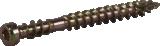 Skrūve līstēm 3.9x42mm FZG 400gab/iep., ESSVE 554642