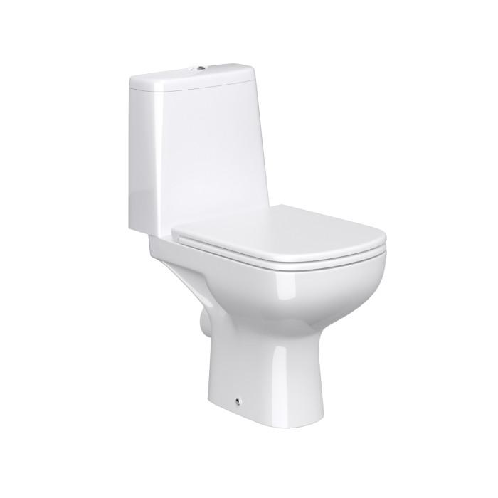 Cersanit WC pods Compact 592  Seno NEW CLEAN ar SC vāku  K100-388