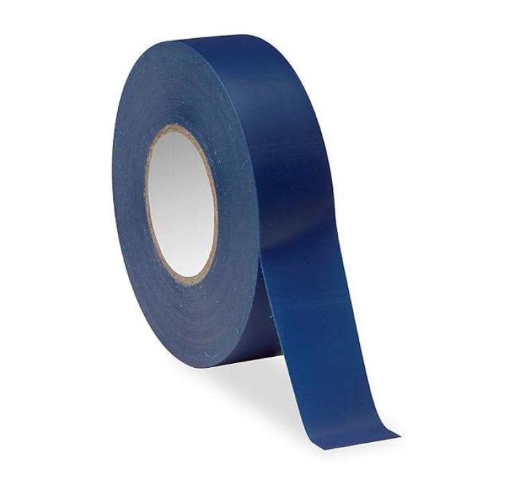 NOVIPRO Electrical Tape  19mm x 20m PVC blue