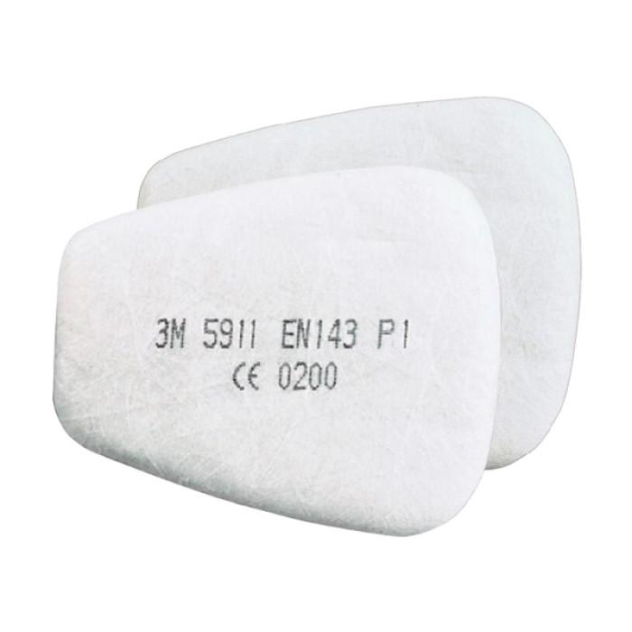 3M 5911 P1 Particulate Filter Cartridges