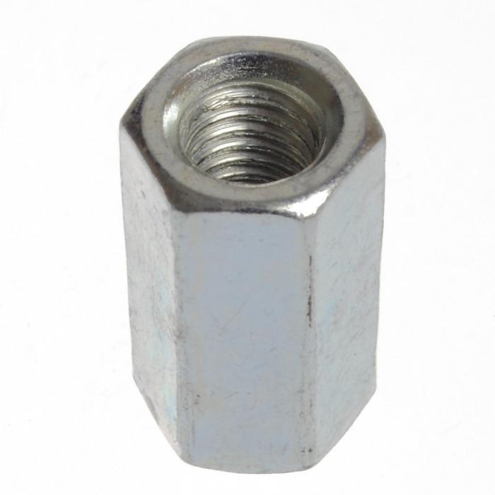 Extended nut Din 6334 M10 (100)