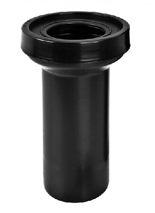 WC Mounting pipe for integrated modules L-265mm, D -110