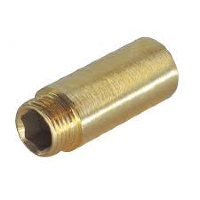 """Pipe Thread Extension MF 1"""" 50mm"""