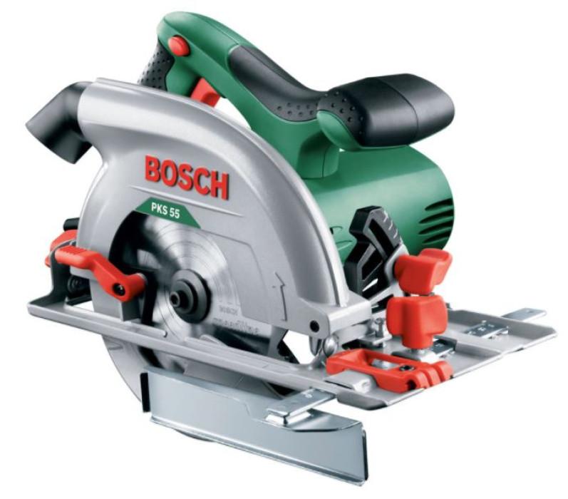 Ripzāģis Bosch PKS 55  06035000000