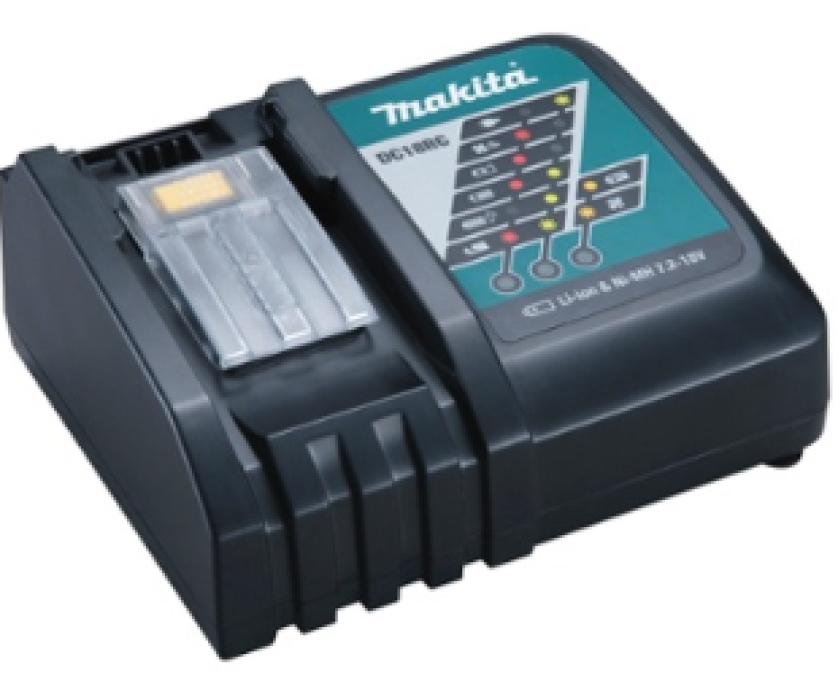 Akumulatora uzlādes ierīce DC18RC 7.2V-18V Li-Ion, MAKITA