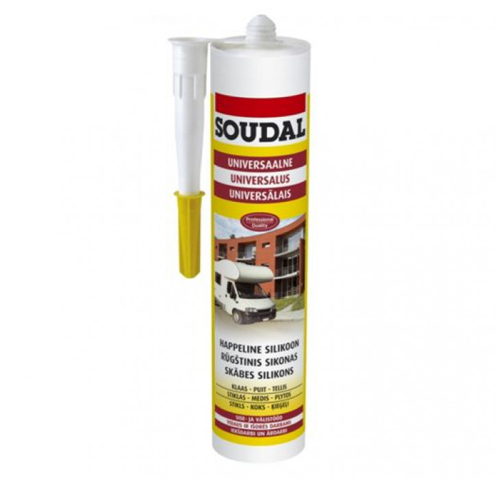 Soudal Silicone U brown 310ml