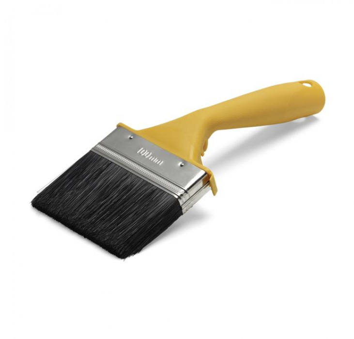 Anza 313290 BASIC ANGELED OUTDOOR BRUSH 100MM