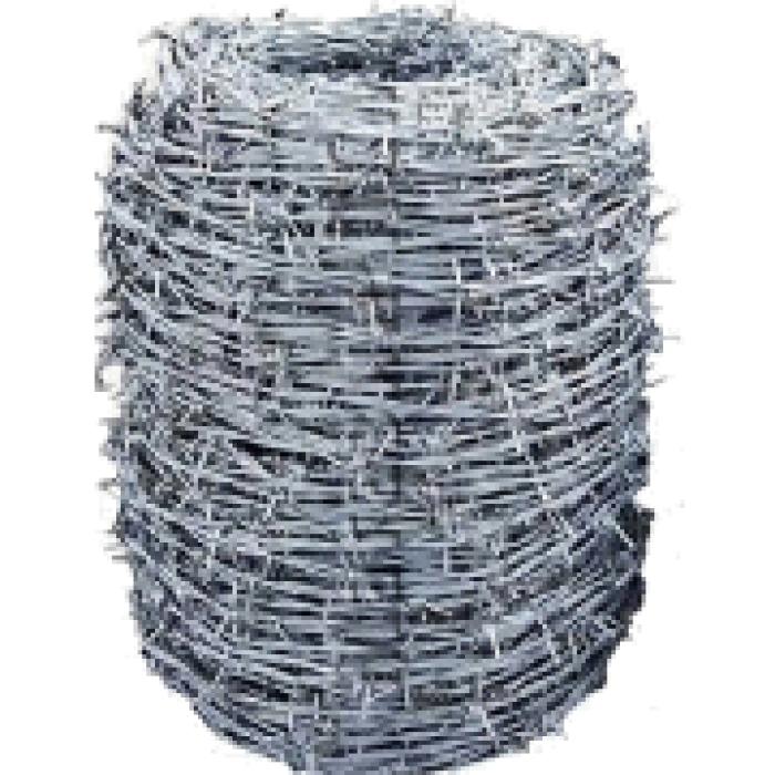 Dzeloņstieple 4/1.7mm 100m  cinkota Zn 000497