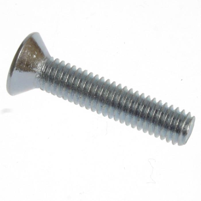 Countersunk Head Screw Din 965 M6x40 (200)