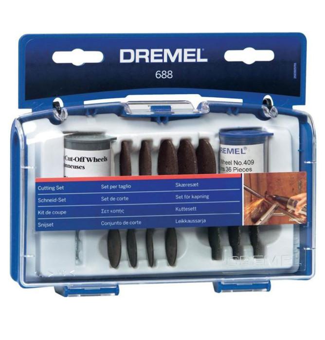 Dremel 688 Cut-Off Wheel Accessory Set