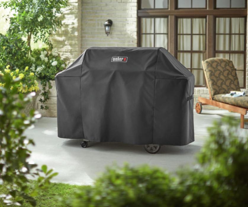 Weber Premium Barbecue Cover Built for Genesis II 7135 49
