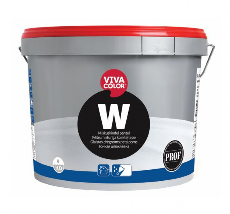 Vivacolor W 10l Wet room filler