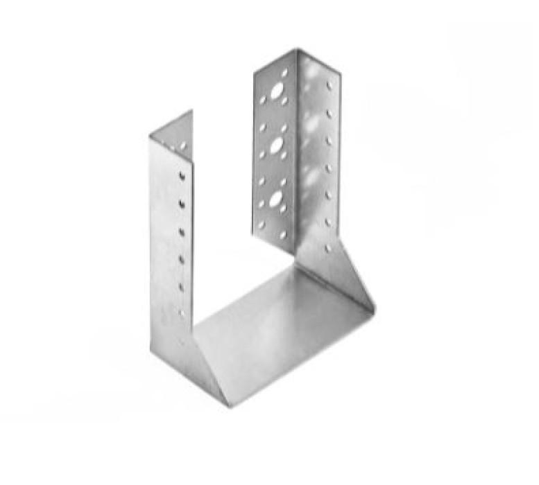 Folded joist hanger 120x162x2.0 mm
