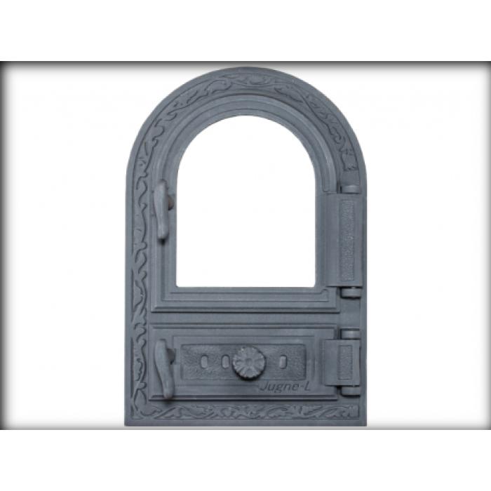 JUGNE-L kamīna durvis Z12s  330x490 mm  4779028770344
