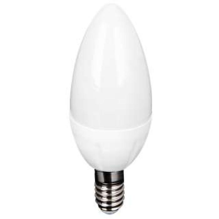 Bulb LED candle 8W E14 750lm 3000K