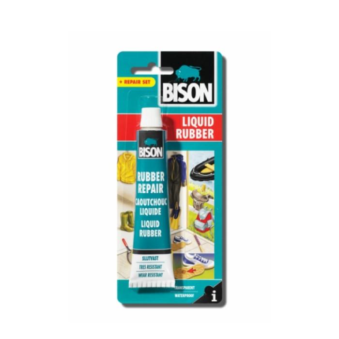 Bison LIQUID RUBBER 50ml glue