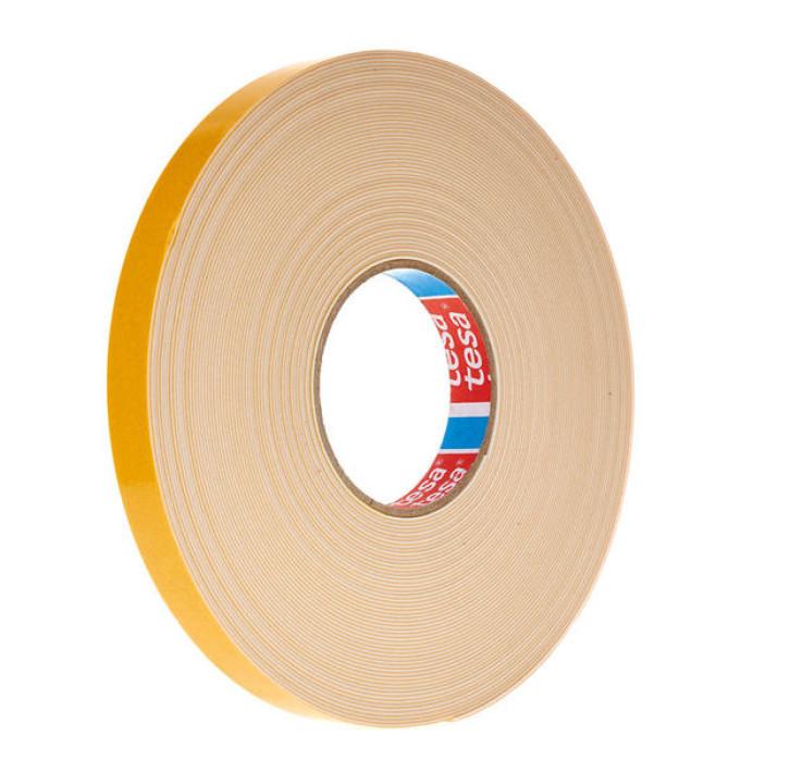tesa 04957 Double-sided PE-foam mounting tape 25mx25mm