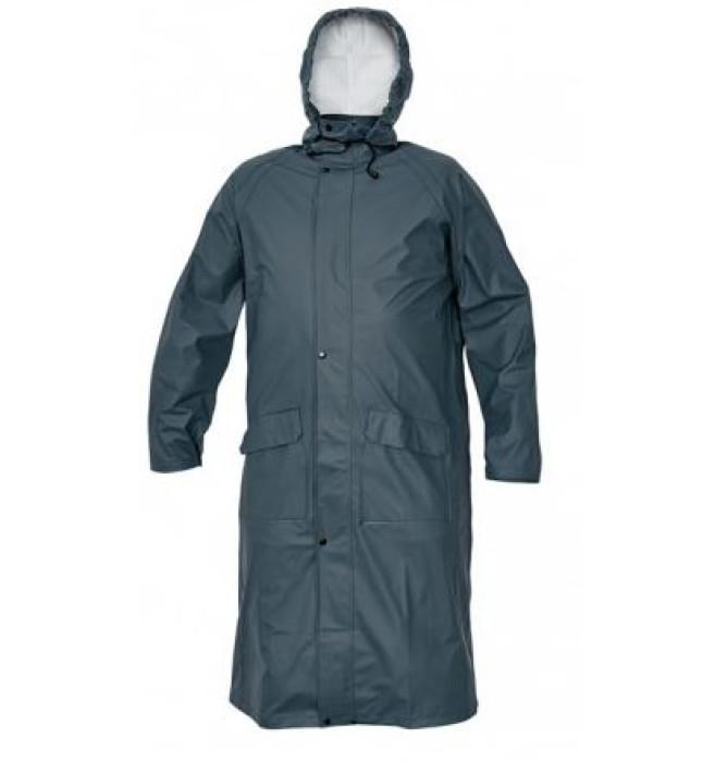 Raincoat nylon, dark blue, Size XL
