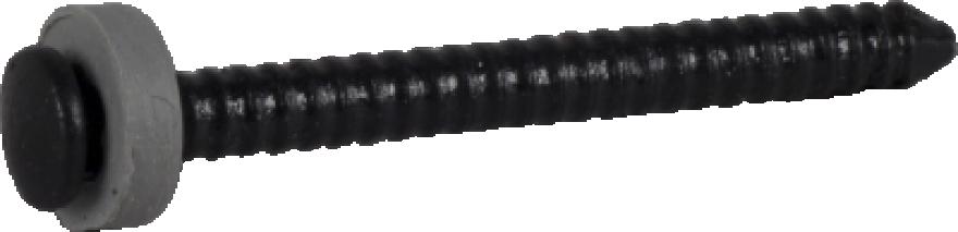 Essve Metal Tin Nails 2.5x30 black 40pcs. 522147