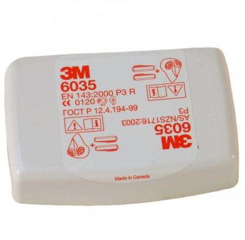 Putekļu filtrs 3M T6035 P3