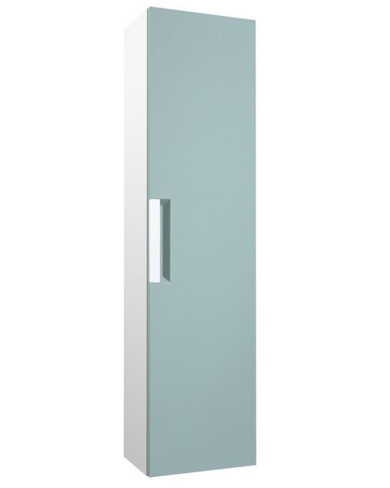 RB Garais skapis MILANO 35 cm  balts/zils matēts, 19302177