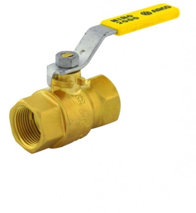 Lodv.ventilis gāzei 1/2  FF