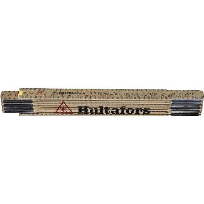 Hultafors Folding Rule 59-2-10, 2 meters