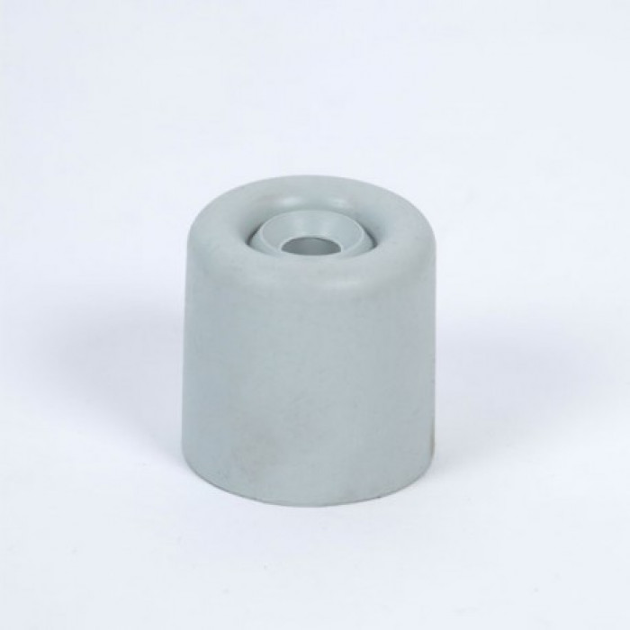 Door stopper 40 mm grey