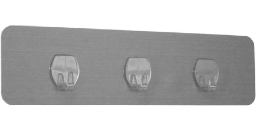 Pisla pakaramais 3-vietīgs, silver