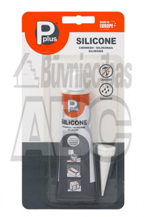 Silicone clear 50ml