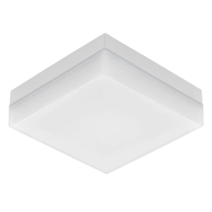Уличный потолочный / настенный светильник EGLO Sonella LED 8.2W 820lm 3000K IP44 белый 94871