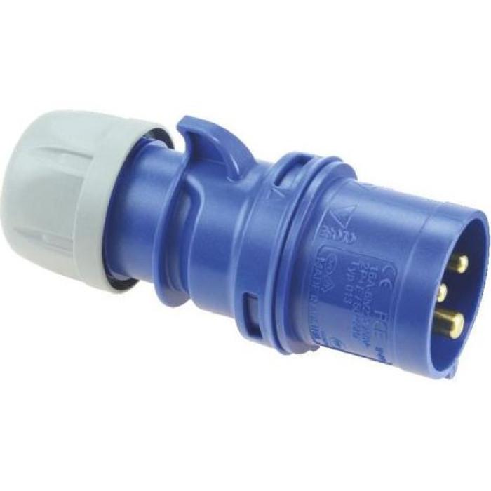 PCE Plug 16A 3p. 230V IP-44