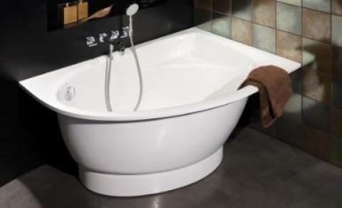 Vannas panelis PAA TRE  mazais balts