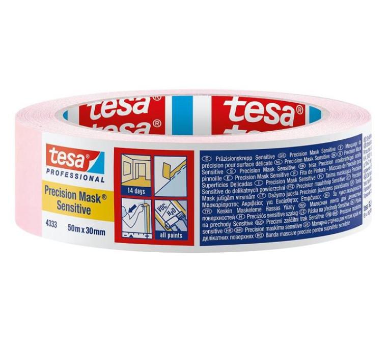 tesa 04333 Precision Mask® Sensitive 50mx25mm