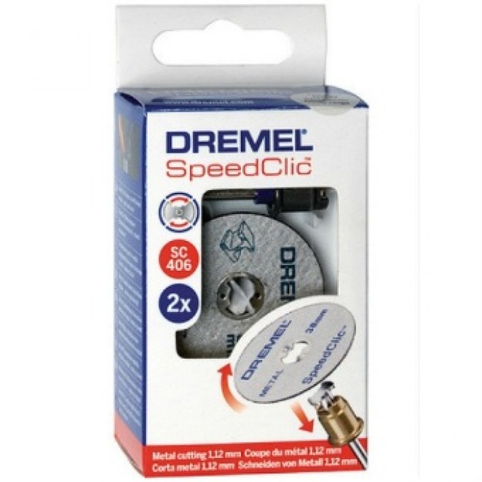 Dremel SC406 Speedclic Starter Kit