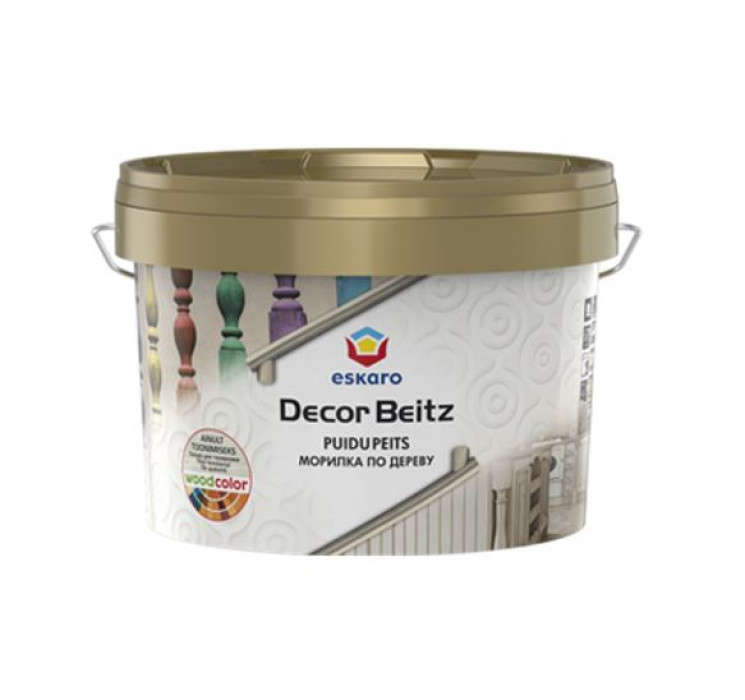 Eskaro DECOR BEITZ 2.7L Wood Stain