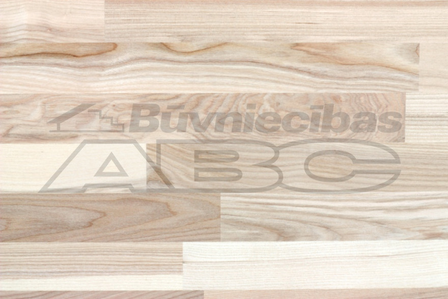 Ash wood finger jointed panel 2400x600x26mm