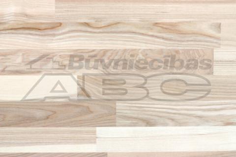 Līmēta masīvā koka plāksne  2400x600x26mm Osis Opus