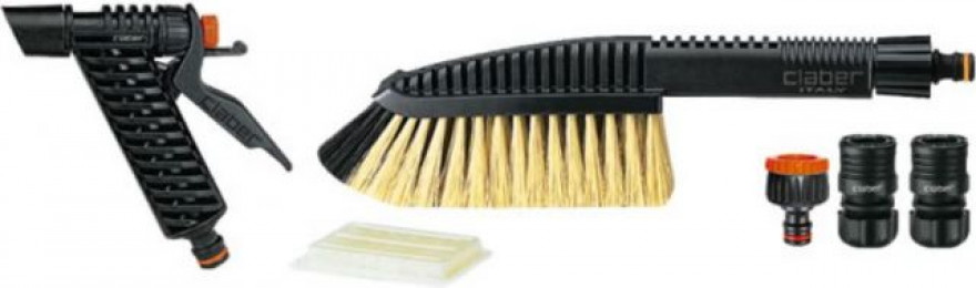 CLABER Washing brushes WIPPY CAR set 448778