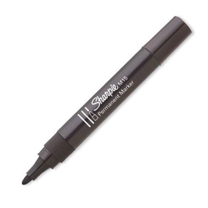 Permanent Marker Sharpie M15, black