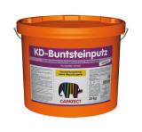 KD-Buntsteinputz Granitschwarz 25kg Mosaic Plaster