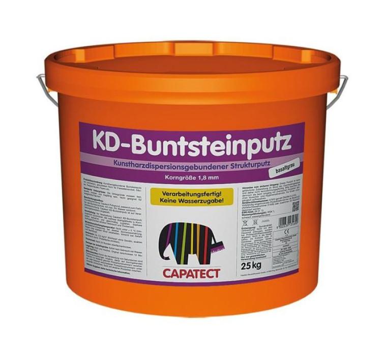 KD-Buntsteinputz Schiefergrau 25kg Mosaic Plaster