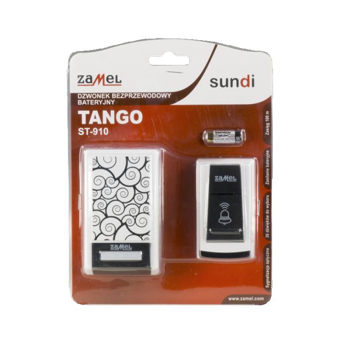Durvju zvans ZAMEL SUNDI TANGO ST-910