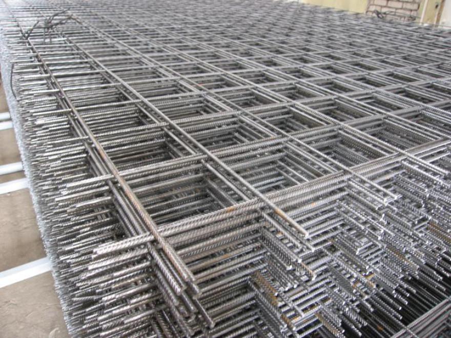 Reinforcing mesh d=4mm, eye 100x100 mm, 1x1m