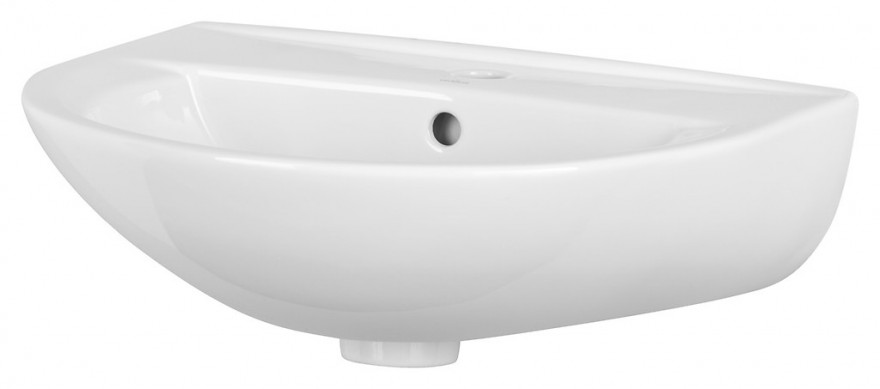 WASHBASIN PRESIDENT 55 ONE HOLE