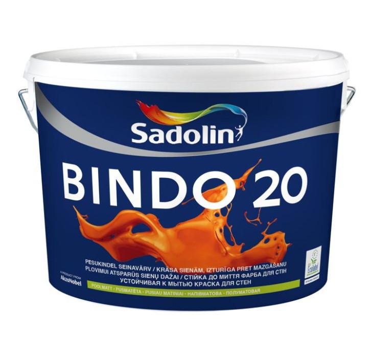 BINDO 20 BW 10 L paint