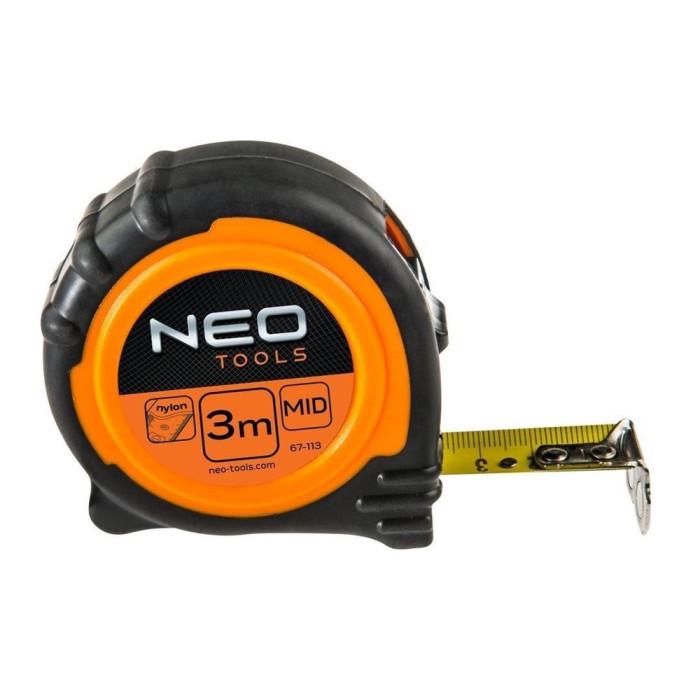 Mērlente ar magnētu 3mx19mm  NEO  6067113