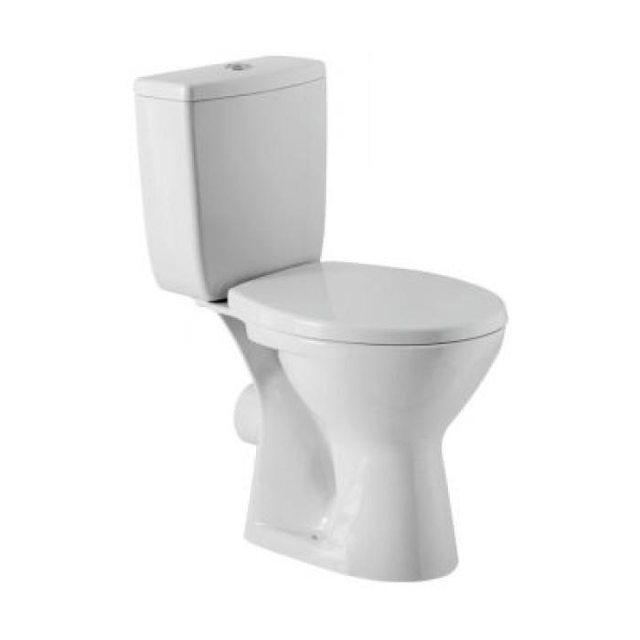 Cersanit WC SENATOR 0103/6L ar vāku /A022400/